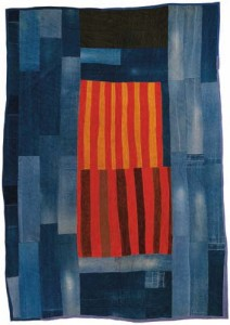 Annie Mae Young Gee's Bend Quilt