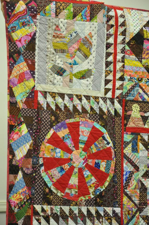 Kathy Doughty Trunk Show Silver Thimble Quilting