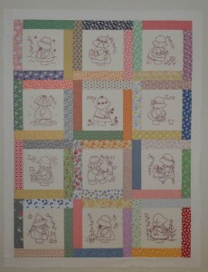 2015_September 7_Sunbonnet Sue Redwork_Flimsy Revised_44 in x 57 in-Optimized