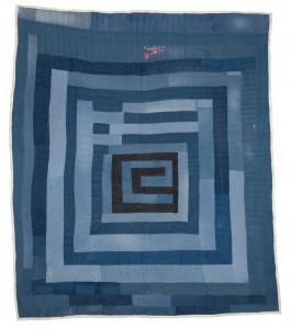 Gee's Bend_Rita Mae Pettway's Original Housetop Quilt