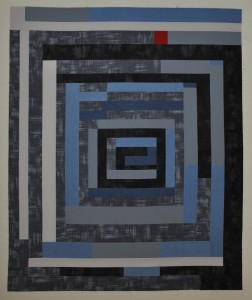 Optimized-2016_January_03 - Norma's version of Rita Mae Pettway's Housetop quilt_Flimsy_51 x 62