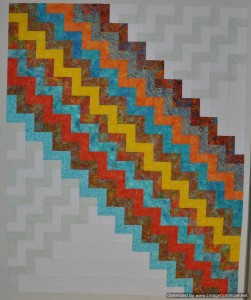 2016_March 21_Good Vibrations by Kari Vojtechovsky_Quilts and More Fall 2014_54 x 66