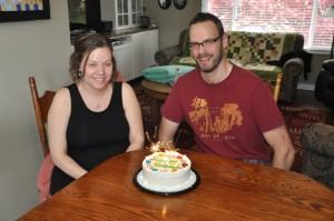 Happy Birthday Dana and Matt