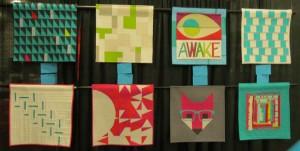Creativ Festival Challenge Quilts - Part 4