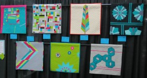 Creativ Festival Challenge Quilts - Group 3