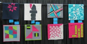 Creativ Festival Challenge Quilts - Group 2