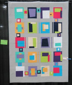 My quilt - Paint Chips